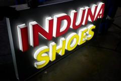 Induana-shoes-illuminated-sign